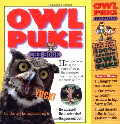 Owl Puke: Jane Hammerslough