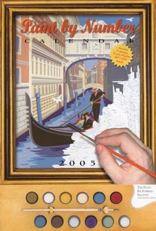 9780761133704: Paint by Number 2005 (Workman Wall Calendars)