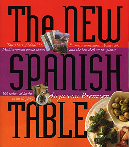 9780761135555: The New Spanish Table