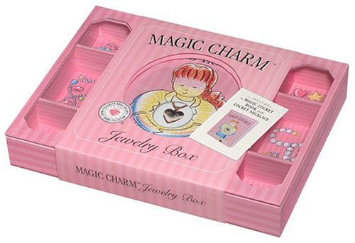 The Magic Charm Jewellery Box and Book Set (0761136401) by Koda-Callan, Elizabeth