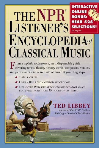 The NPR Listener's Encyclopedia of Classical Music: Libbey, Ted