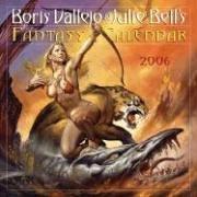 9780761136668: Boris Vallejo & Julie Bell's Fantasy Calendar 2006