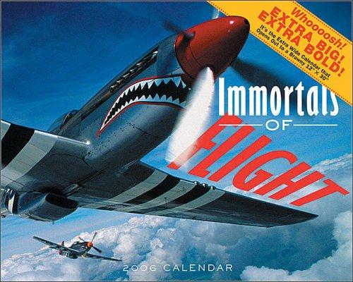 Immortals of Flight Calendar 2006