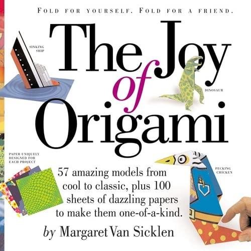 9780761139881: The Joy of Origami