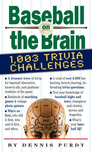 9780761140344: Baseball on the Brain