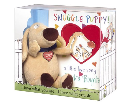 9780761140610: Snuggle Puppy!: Book & Toy [With Plush]: Book and Plush Gift Set (Book & Plush Gift Set)