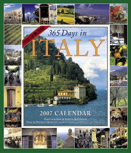 9780761140801: 365 Days in Italy Calendar