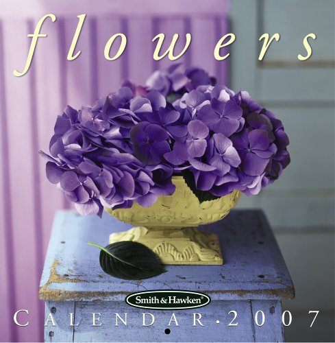 9780761141105: Flowers Calendar 2007
