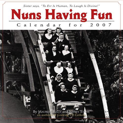 9780761141334: Nuns Having Fun Calendar 2007