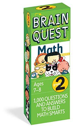 9780761141365: Brain Quest Math Basics Grade 2