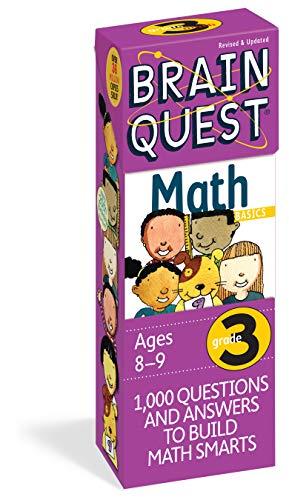 9780761141372: Brain Quest Grade 3 Math