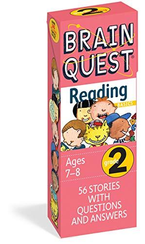 9780761141402: Brain Quest Grade 2 Reading Basics