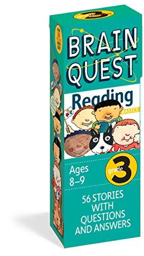 9780761141419: Brain Quest Reading Grade 3