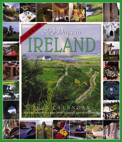 9780761141952: 365 Days in Ireland Calendar 2007