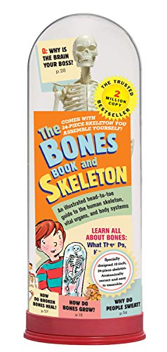 9780761142188: The Bones Book And Skeleton