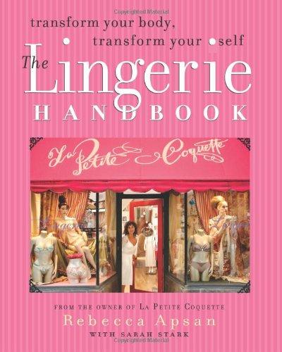 9780761143239: Lingerie Handbook