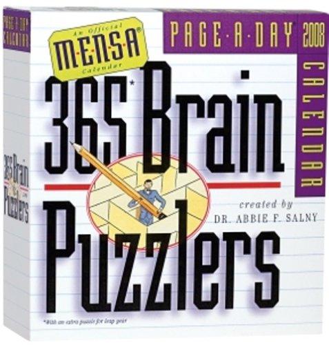 9780761145882: Mensa Brain Puzzlers