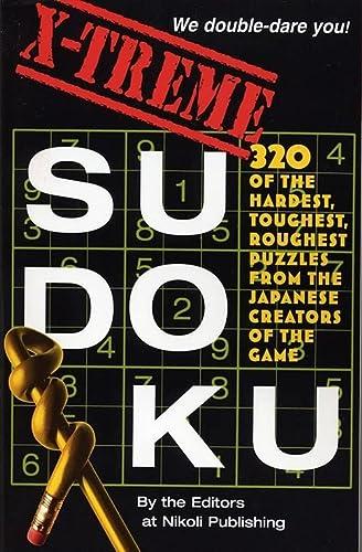 Extreme Sudoku (Paperback): Nikoli Publishing