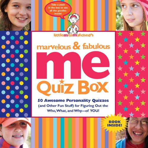 9780761146247: Little MissMatched's Marvelous & Fabulous Me Quiz Box