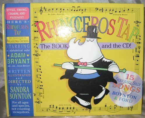 9780761146735: Rhinoceros Tap: 15 Seriously Silly Songs (Book and CD)