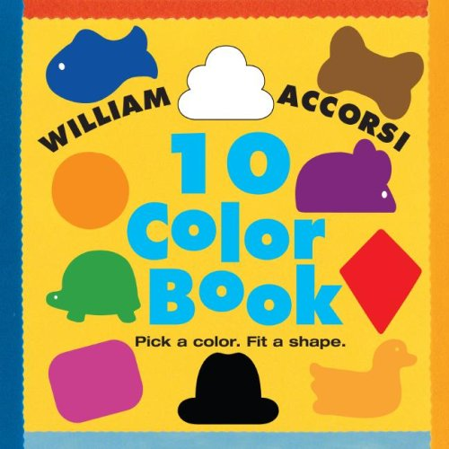 9780761147398: 10 Color Book