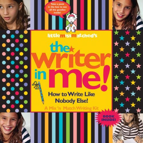 9780761147640: LittleMissMatched's The Writer in Me!