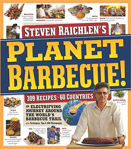9780761148012: Planet Barbecue!: An Electrifying Journey Around The World's Barbecue Trail