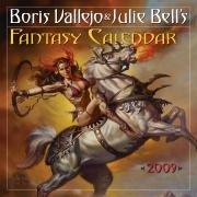 9780761149019: Boris Vallejo and Julie Bell's Fantasy (Wall Calendars)