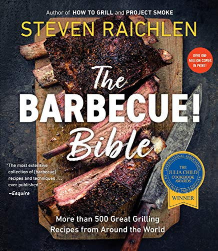 9780761149439: The Barbecue Bible. 10th Anniversary Edition: Over 500 Recipes