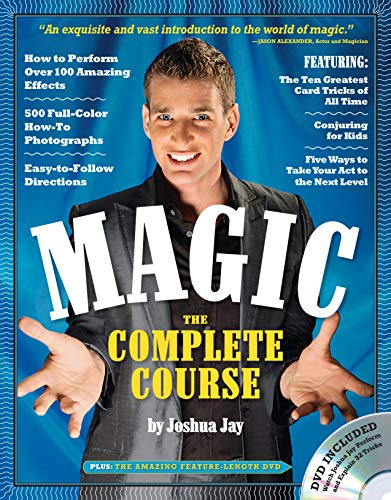 9780761149873: Magic: The Complete Course (Book & DVD)