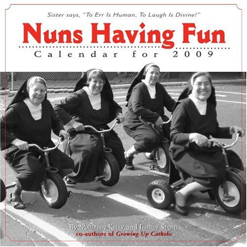 9780761150060: Nuns Having Fun 2009 Calendar