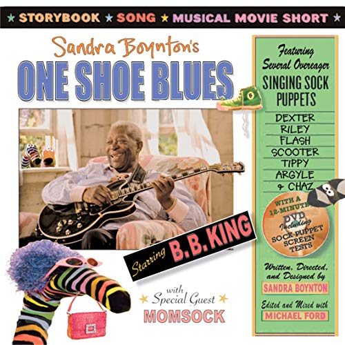 One Shoe Blues (0761151389) by Boynton, Sandra; King, B.B.