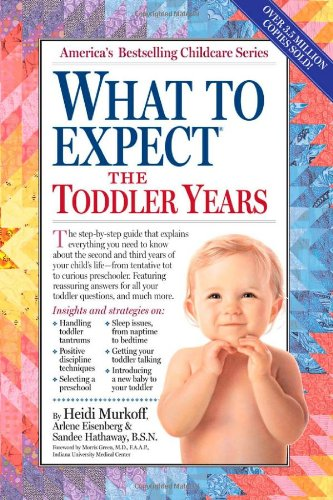 9780761152149: What to Expect the Toddler Years