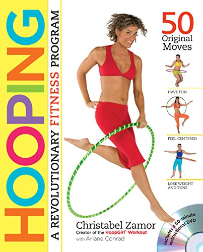 9780761152415: Hooping: A Revolutionary Fitness Program (Book & DVD)