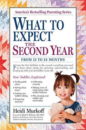 What to Expect the Second Year: From 12 to 24 Months ) 9780761152774 The essential sequel to What to Expect the First Year, with 11 million copies in print, What to Expect the Second Year picks up the acti