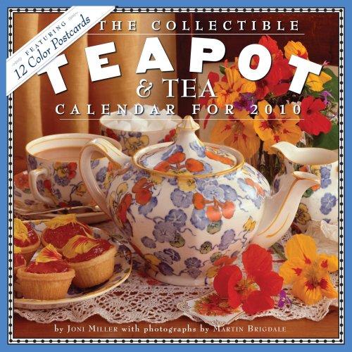 9780761153344: The Collectible Teapot & Tea Calendar 2010