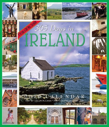 9780761153429: 365 Days in Ireland Calendar 2010 (Picture-A-Day Wall Calendars)