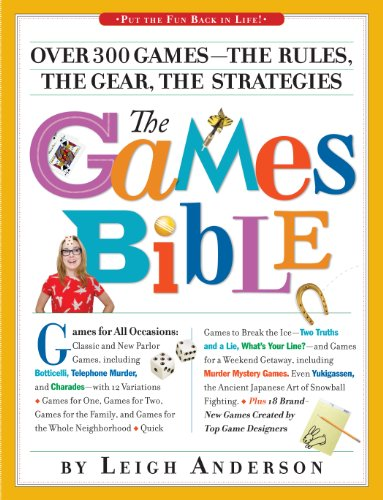 9780761153894: Games Bible, Over 300 Games- The Rules, The Gear, The Strategies