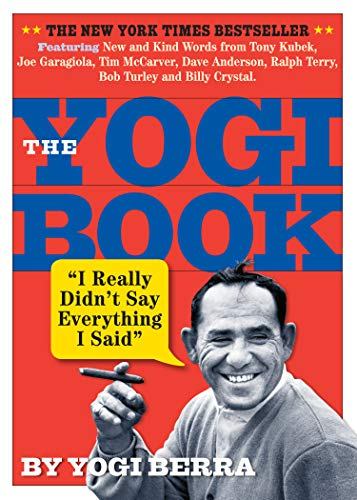 The Yogi Book: Yogi Berra