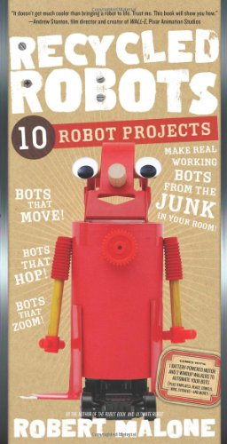 9780761154662: Recycled Robots: 10 Robot Projects