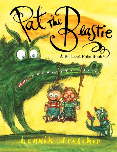 9780761156109: Pat the Beastie: A Pull-and-Poke Book