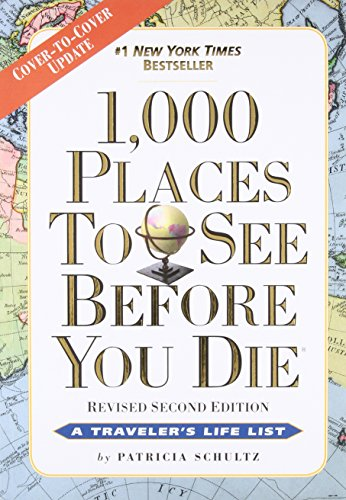 9780761156864: 1 000 Places to See Before you die