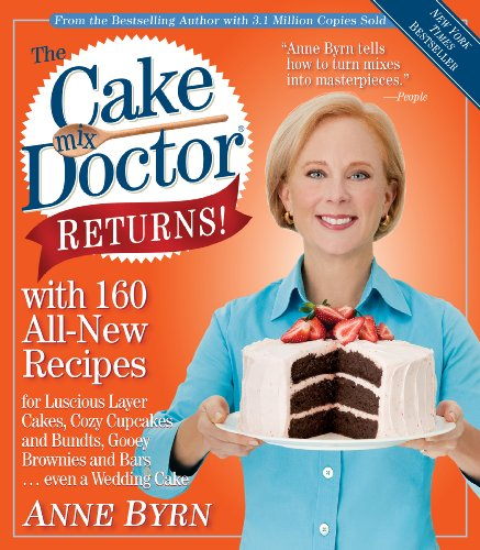 9780761156949: The Cake Mix Doctor Returns!: With 160 All-New Recipes
