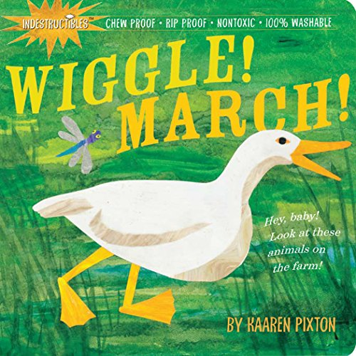 9780761156987: Indestructibles Wiggle! March!