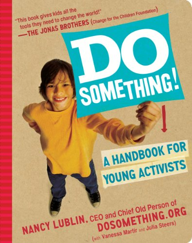 9780761157472: Do Something!: A Handbook for Young Activists