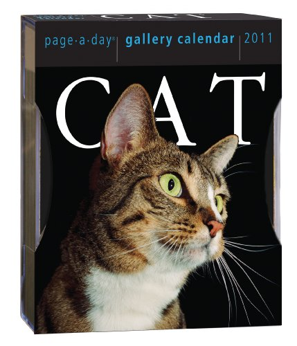 Cat Page-A-Day Gallery Calendar 2011: Workman Publishing