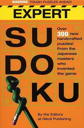 9780761158356: Expert Sudoku