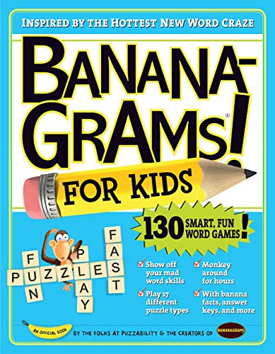 9780761158448: Bananagrams for Kids