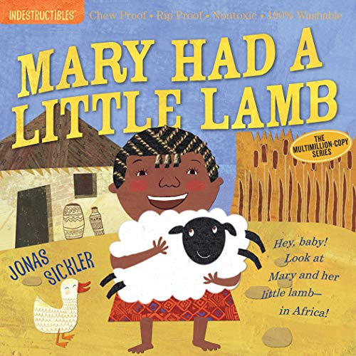 9780761158608: Indestructibles: Mary Had a Little Lamb