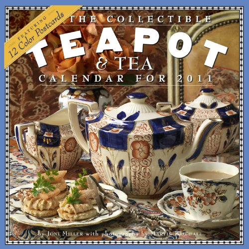 9780761158998: The Collectible Teapot & Tea Calendar [With Postcard]